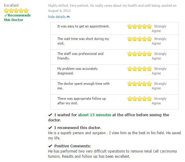 UCompare Health Care Review 2